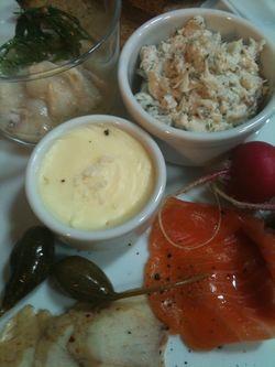 soğuk balık tabağı