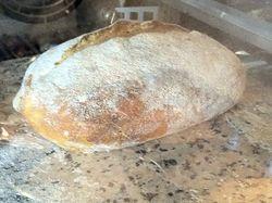 Ekşi-mayalı-ekmek-fırında