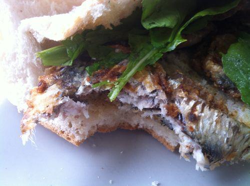 balık ekmek/Alaçatı